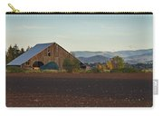 Rogue Valley Barn In Late Afternoon Carry-all Pouch