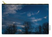 Rogue Valley Winter Eve Carry-all Pouch
