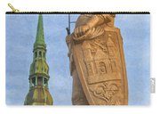 Roland Of Riga Painting Carry-all Pouch