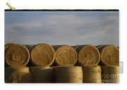 Rolled Hay   #1056 Carry-all Pouch