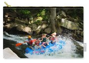 Roller Coaster Of Rafting Carry-all Pouch