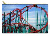 Roller Coaster Painting Carry-all Pouch