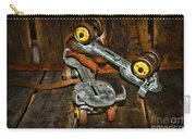 Roller Skates Vintage 4 Carry-all Pouch