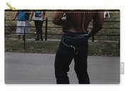 Roller Skating In The Park Carry-all Pouch