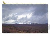 Rolling Clouds- Rolling Hills Carry-all Pouch