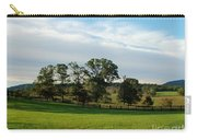 Rolling Hills Near Marriot Ranch Carry-all Pouch
