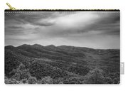 Rolling Hills Of North Carolina Carry-all Pouch