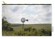 Rolling Plains Windmill Carry-all Pouch