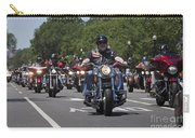 Rolling Thunder Run No3 Carry-all Pouch