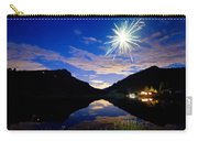 Rollinsville Yacht Club Fireworks Private Show 52 Carry-all Pouch