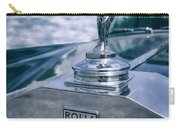 Rolls Royce Mascot Carry-all Pouch