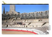 Roman Amphitheater In Arles Carry-all Pouch