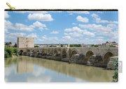 Roman Bridge Of Cordoba Carry-all Pouch