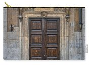 Roman Doors Carry-all Pouch