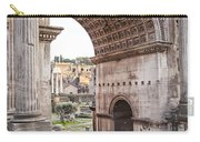 Roman Forum Arch Carry-all Pouch
