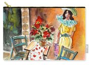 Romance In Siracusa Carry-all Pouch