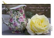 Romance Is The Dance Of Life Carry-all Pouch
