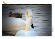 Romance Of The White Swans Carry-all Pouch