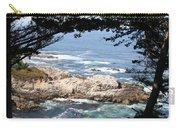 Romantic California Coast Carry-all Pouch