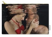 Romantic Couple Underwater Carry-all Pouch
