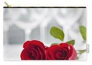 Romantic Dinner Setting Carry-all Pouch