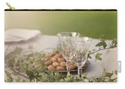 Romantic Garden Table Setting Carry-all Pouch