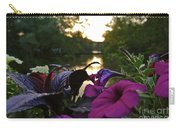 Romantic River View Carry-all Pouch