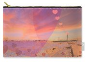 Romantic Sunset Carry-all Pouch by Augusta Stylianou