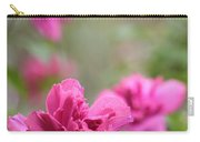 Romantically Pink Carry-all Pouch