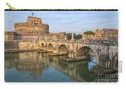 Rome Castel Sant Angelo 01 Carry-all Pouch