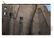 Rome - Centuries Of History And Architecture  Carry-all Pouch by Georgia Mizuleva