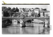 Rome - Ponte Vittorio Emanuele II Carry-all Pouch