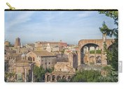 Rome Roman Forum 01 Carry-all Pouch