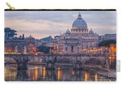 Rome Saint Peters Basilica 01 Carry-all Pouch