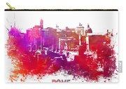 Rome Skyline Carry-all Pouch