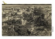 Rome Vista Carry-all Pouch by Joan Carroll