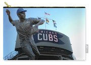 Ron Santo Chicago Cubs Statue Carry-all Pouch