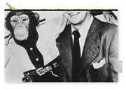 Ronald Reagan And Bonzo Carry-all Pouch