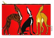 Roo Greyhounds Carry-all Pouch