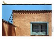 Roof Corner With Ladder And Window Carry-all Pouch