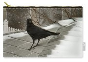 Roof Crow Carry-all Pouch