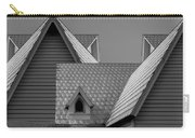 Roof Lines Carry-all Pouch