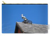 Roof Top Bird Carry-all Pouch