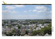 Jamaica Ny Rooftop Panorama Carry-all Pouch