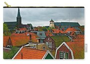 Rooftops From Our Host's Apartment In Enkhuizen-netherlands Carry-all Pouch