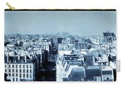 Rooftops Of Paris - Selenium Treatment Carry-all Pouch