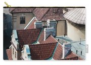 Rooftops Of Prague In Czechia Europe Carry-all Pouch