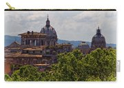 Rooftops Of Rome Carry-all Pouch