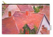 Rooftops Trogir Croatia Carry-all Pouch