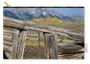 Room With A View Carry-all Pouch by Kathleen Bishop